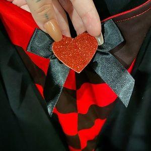 torrid Dresses - Torrid Queen of Hearts Costume 1/2x